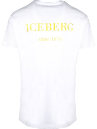 Iceberg Short Sleeve T-shirts