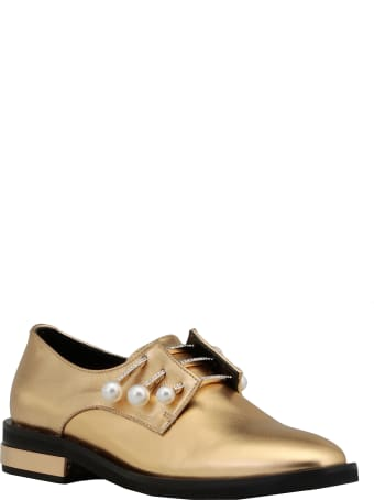 Coliac Fernanda Lace-up Shoe