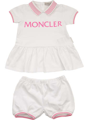 Moncler Two-piece Cotton Dress