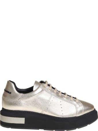 Manuel Barcelò Manuel Barcelo 'sneakers In Leather Color Gold