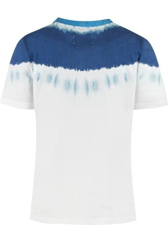 Alberta Ferretti Printed Cotton T-shirt