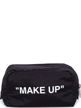 Off-White Make Up Puch