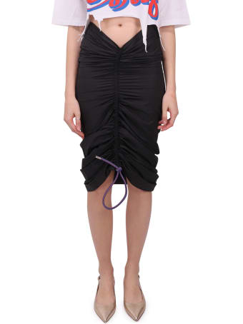 Afterhomework Black Lina Skirt
