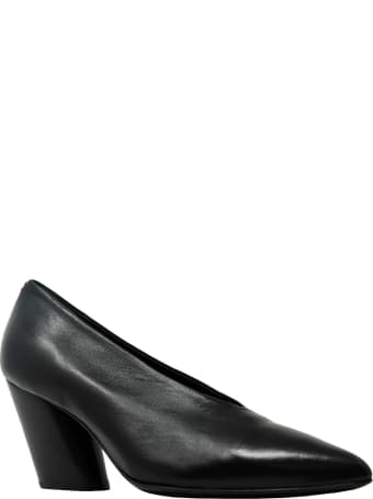 Halmanera Leather Pumps