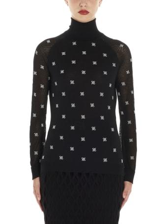 Fendi 'karligraphy' Sweater