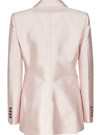Dolce & Gabbana Exposed Stitching Blazer