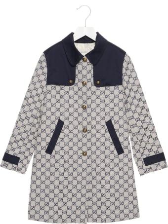 Gucci 'gg' Coat