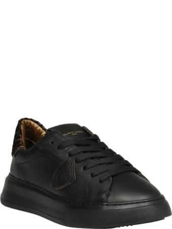 Philippe Model Temple L D Veau Leo Sneakers