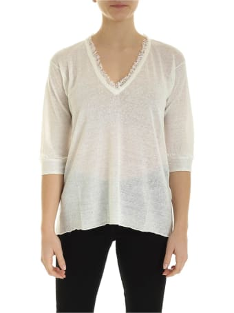 Ballantyne Linen Sweater