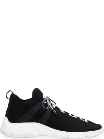 Prada Knit Low-top Sneakers