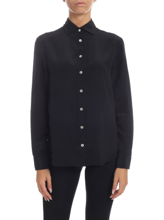 Barba Napoli Barba - Pure Silk Shirt