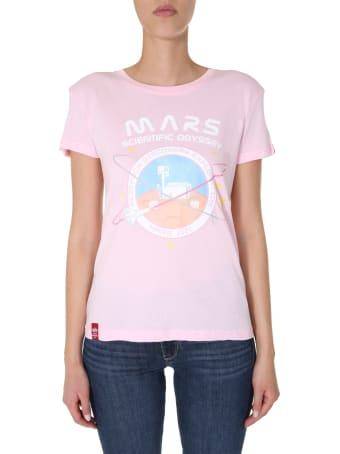 Alpha Industries Round Neck T-shirt