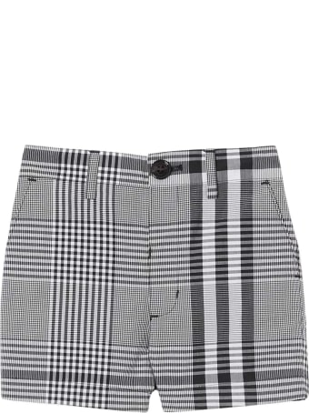Burberry Checked Tailored Shorts