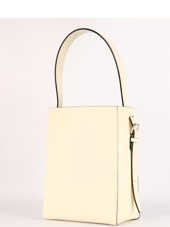 Valextra Pocket Bucket Bag Small