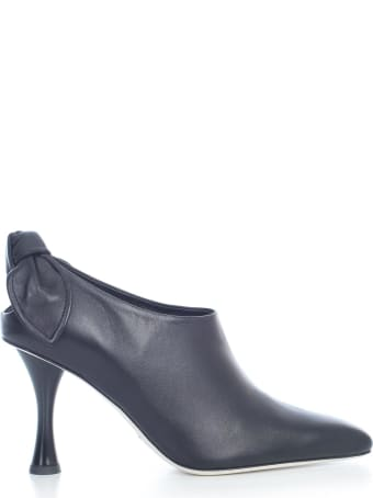 Proenza Schouler Closed Pumps W/knot On Ankle