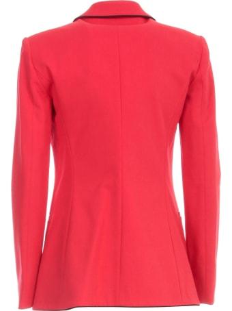 Emporio Armani Cotton Jacket 2 Buttons