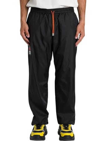 HERON PRESTON Pantalone Nylon Coulisse In Vita
