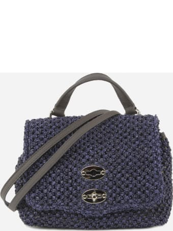 Zanellato Baby Crochet Postina Bag In Leather