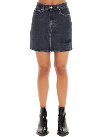 Helmut Lang 'femme' Skirt