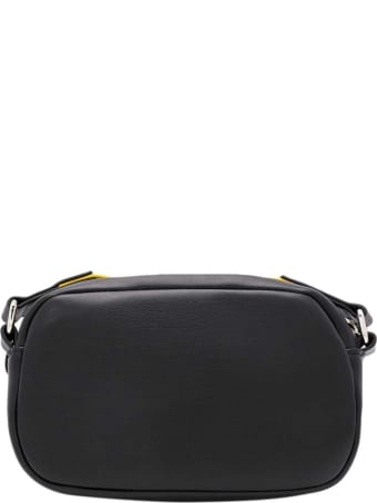 Stella McCartney Kids Black Star Belt Bag