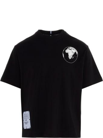 McQ Alexander McQueen 'world Beyond' T-shirt