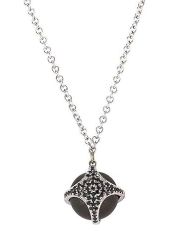 Lo Spazio Jewelry Lo Spazio Luna di Stelle Necklace