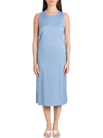 Tonello Satin Sheath Dress