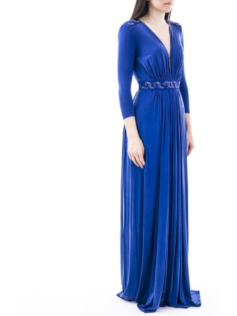 Elisabetta Franchi Celyn B. Elisabetta Franchi Red Carpet Dress