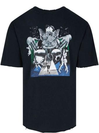 Alchemist Black Cotton T-shirt