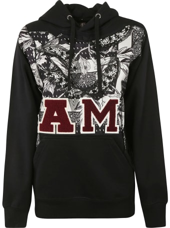 Antonio Marras Embroidered Hoodie