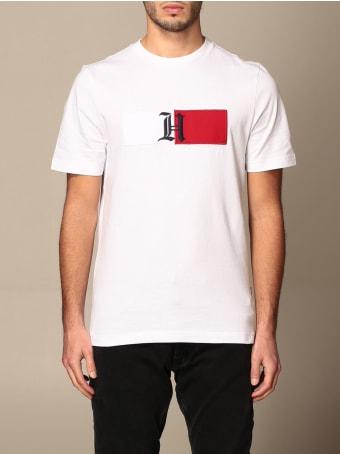 Hilfiger Denim Hilfiger Collection T-shirt Hilfiger Collection Relaxed Fit T-shirt With Lewis Hamilton Logo
