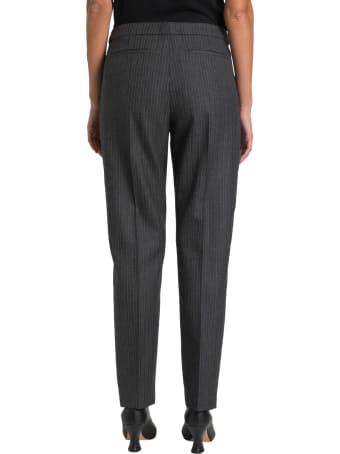 Dries Van Noten Pinstriped Trousers