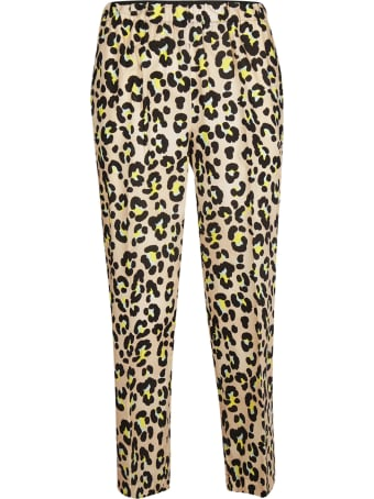Jucca Printed Trousers