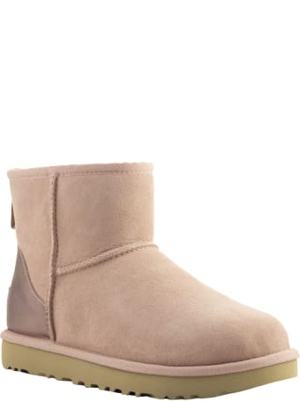 UGG Classic Mini Ii Metallic Boot