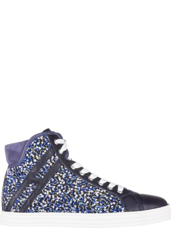 Hogan Rebel R182 High-top Sneakers