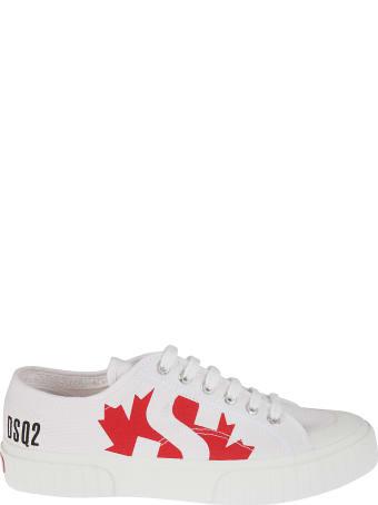 Dsquared2 Stripe Sneakers