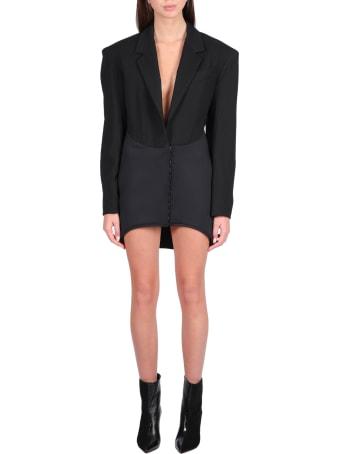 Thierry Mugler Blazer/dress With Shoulder Pads