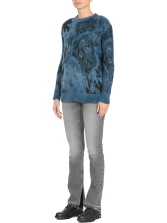 Avant Toi Jacquard Sweater