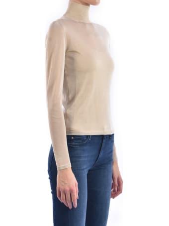 Max Mara Turtleneck Sweater Beige