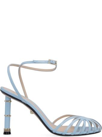 Alevì Denise Patent Leather Sandals