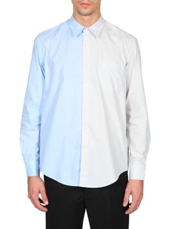 Mauro Grifoni Bicolor Shirt