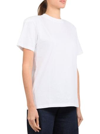 Jacob Lee White T-shirt
