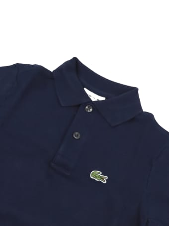 Lacoste Cotton Piquet Polo