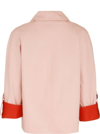 Marni Cotton-linen Blend Jacket