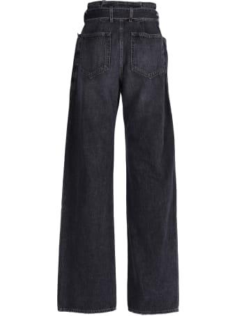 Jean Atelier Wide Leg Jeans