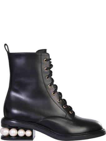 Nicholas Kirkwood Casati Combat Boots