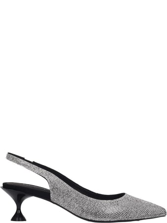 Jeffrey Campbell Contessa-j Pumps In Black Leather