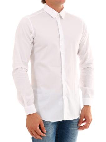 Vangher White Classic Shirt