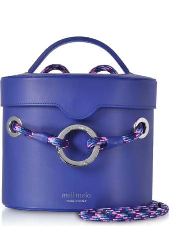 Meli Melo Majorelle Blue Nancy Shoulder Bag