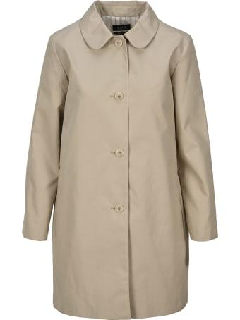 A.P.C. Short Poupée Coat